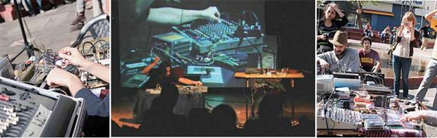 Tsonami: Festival Internacional de Arte Sonoro