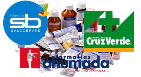 Multa a farmacias coludidas equivale a un 3,5% de sus ventas en un año