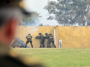 Formalizan a oficiales de Carabineros por muerte de dos aspirantes durante ejercicio de instrucción
