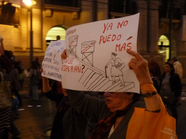 Emplazan a autoridades de Gobierno a entregar información sobre la compra de los ascensores de Valparaíso