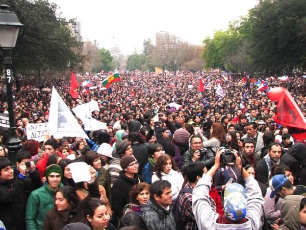 Amplios sectores llaman a movilización mundial contra el capitalismo del desastre