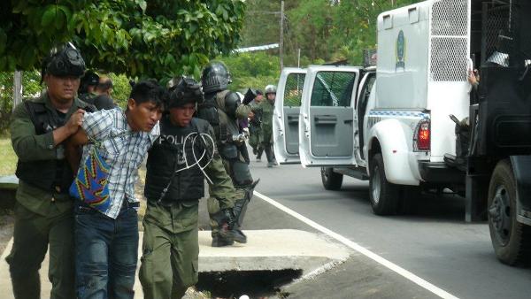Panamá… el día en que el Gobierno se olvidó de los derechos humanos