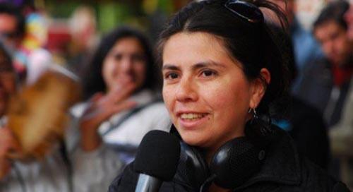 """Claudia Torres, locutora de Radio Santa María: """"Me gustaría ver a más periodistas usando su sentido común"""""""