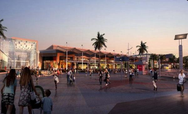 «Puerto Barón»: cuestionado mall que se emplazaría en el borde costero de Valparaíso
