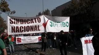 Trabajadores de Jumbo votan ir a Huelga y programan «banderazo» en Alto Las Condes