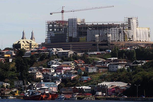 Declaración Colegio de Arquitectos de Chile sobre Mall en Castro