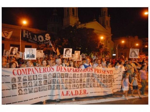 A 36 años del Golpe de Estado en Argentina se precisa unidad de la izquierda