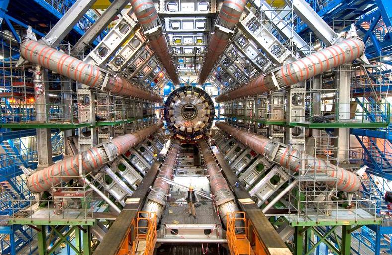 El CERN y la física de partículas para torpes