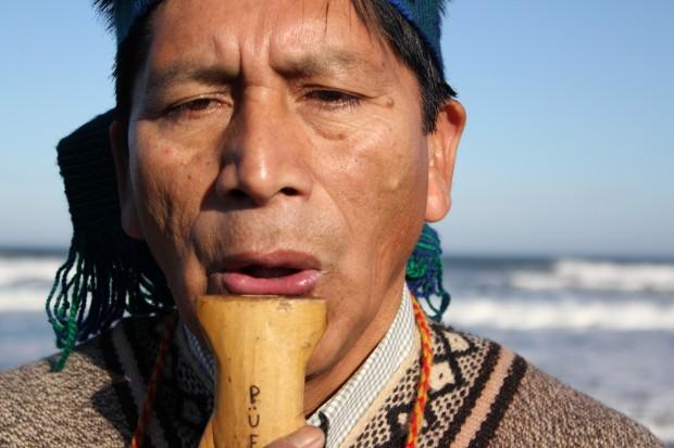 """Joel Maripil, músico mapuche: """"El trabajo era una fiesta, hoy es como una maldición"""""""