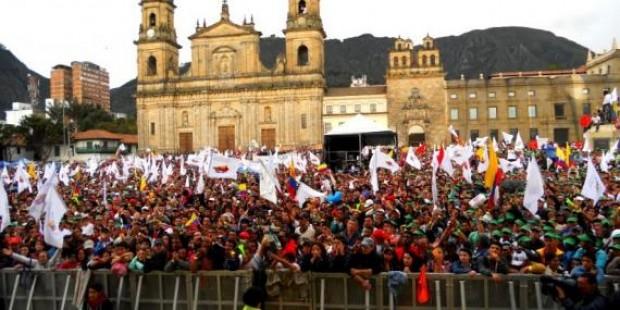 Colombia en marcha