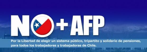 Lunes 2 de abril: Protesta nacional contra las AFPs