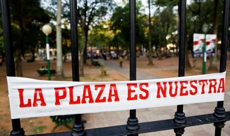 La Uruguaya que divide a Paraguay