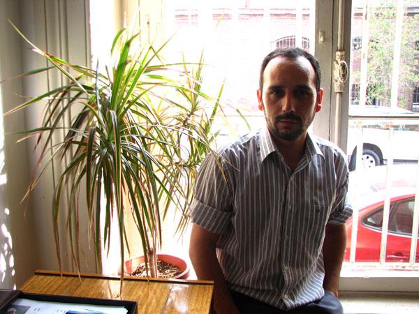 """Daniel Núñez, sociólogo: """"El mayor riesgo es que este movimiento quede en un simple estallido social"""""""