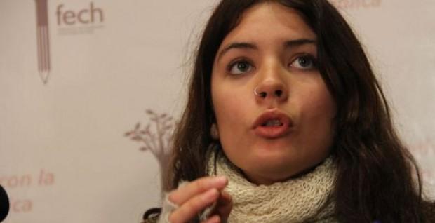 """Camila Vallejo: """"El movimiento lo que está proponiendo es la radicalización de la democracia"""""""