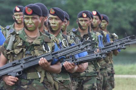 Continúa despliegue militar en la frontera colombo-venezolana