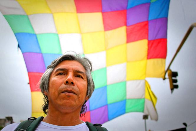 Félix Díaz, comunero Qom: «Para el Estado argentino un indígena muerto es un problema menos»