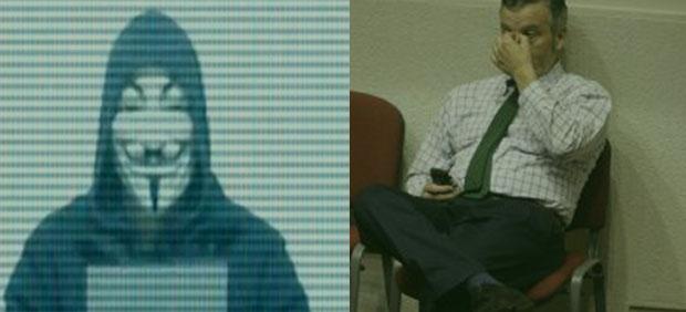 Supuesta operación de Anonymous inculpa a Senador Horvath y abogado del Caso Bombas en desvío de fondos fiscales