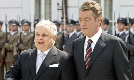 La geopolítica de la Eurocopa Polonia-Ucrania 2012