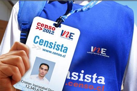 INE: Censo 2012 alcanza un 83% de cobertura a nivel nacional
