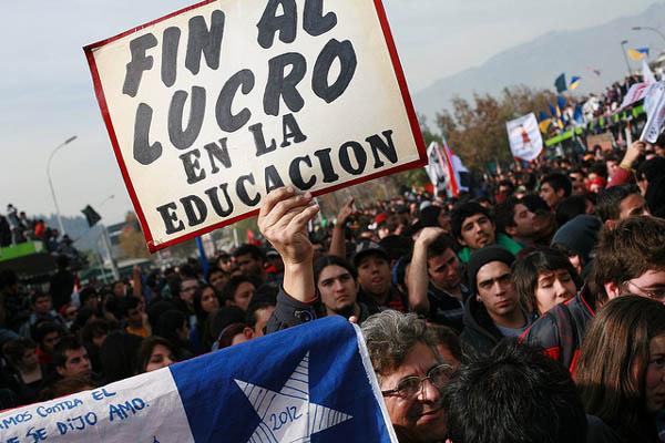 """Estudiantes preparan nueva jornada de protestas y anuncian que marcarán un """"hito político"""" este jueves"""