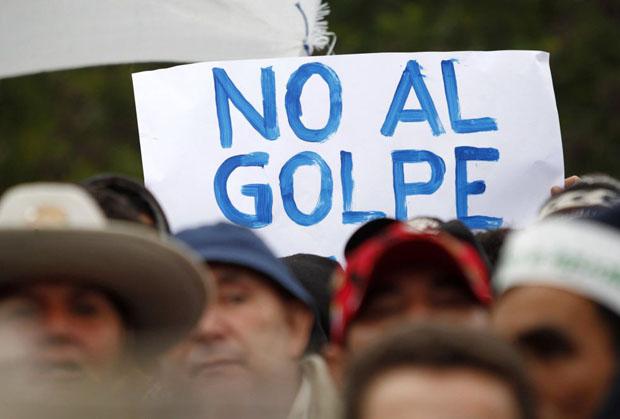 Comité de Solidaridad Latinoamericana convoca este viernes a manifestación en frontis de Embajada de Paraguay