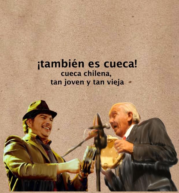 """Documental """"También es Cueca"""": las últimas enseñanzas del """"Baucha"""""""