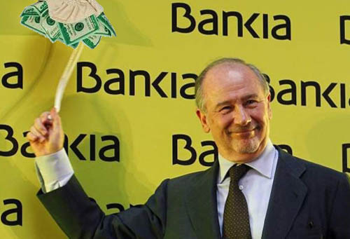 Fiscalía de España solicita 70 años de prisión para exdirector del FMI Rodrigo Rato