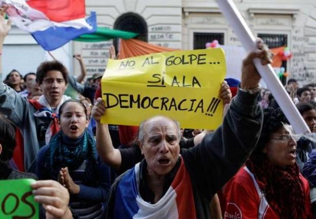 Golpe de Estado parlamentario y migración