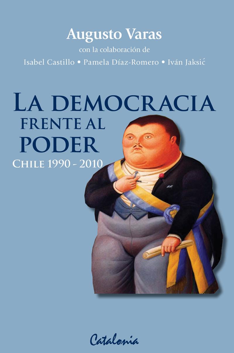 Catalonia lanza libro 'La democracia frente al poder. Chile 1990-2010'