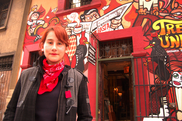 """Eloísa González, vocera Aces: """"Está la fuerza para hacer todo lo que nosotros queramos"""""""
