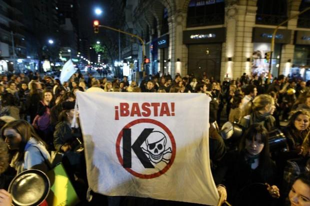 Declaración del PTS frente a las manifestaciones del jueves 13 de septiembre