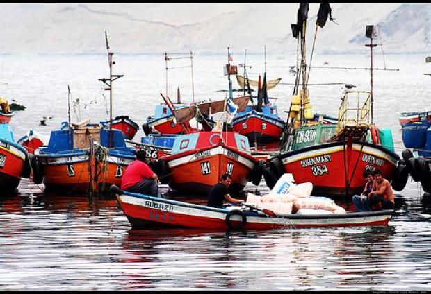 Dispositivo satelital: embarcaciones artesanales tendrán plazo hasta agosto para instalarlos