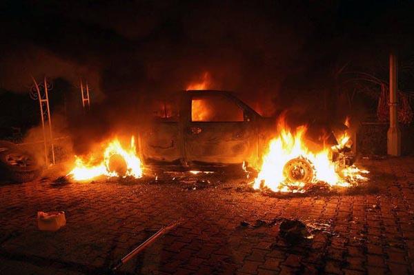 Asesinato del embajador de EE.UU. en Libia: ¿efecto boomerang por apoyar a opositores?