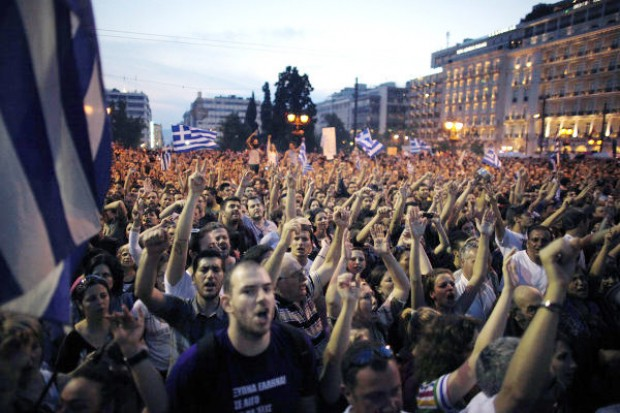 Huelga de una semana en Grecia en rechazo a políticas de ajuste neoliberal
