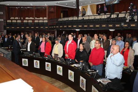 Asamblea Nacional Venezolana solidariza con las demandas del pueblo mapuche