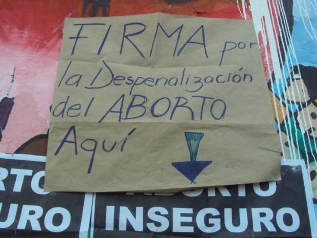 Aborto: Gobierno no precisa fecha de votación