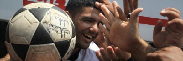 El palestino que goleó a Israel
