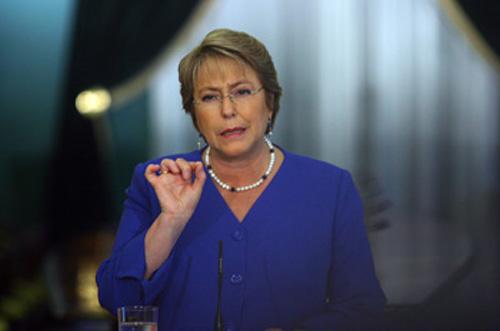 Carta a Bachelet por sistema de AFP