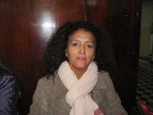 """Milene Molina: """"Las mujeres afrodescendientes vivimos discriminación"""""""