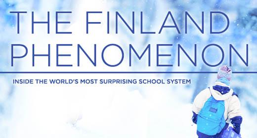 [VIDEO] Documental retrata las claves del exitoso modelo de educación finlandés