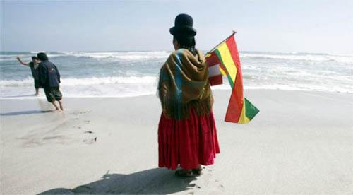 Corte Internacional de La Haya aceptó la demanda marítima de Bolivia contra Chile