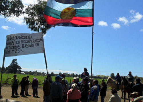 Lucía Ponce Pinochet, nieta de Pinochet e hija de Ponce Lerou, desiste de apelación por toma mapuche