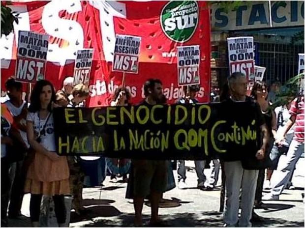 Que parezca un accidente: Genocidio a la nación Qom en el Norte argentino