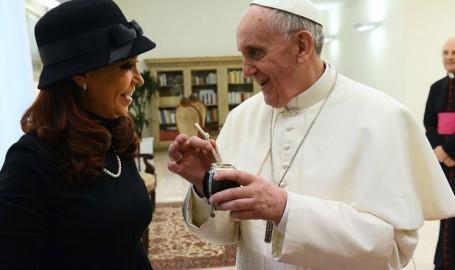 Geopolítica vaticana: un papa en el patio trasero