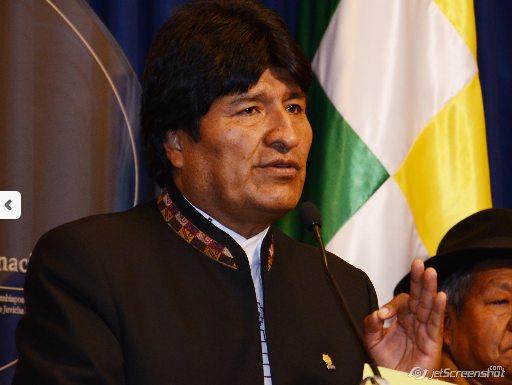Evo Morales anuncia la expulsión de USAID