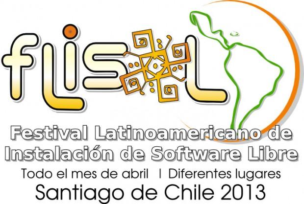 Festival Latinoamericano de Instalación de Software Libre – Flisol | Abril 2013, Santiago