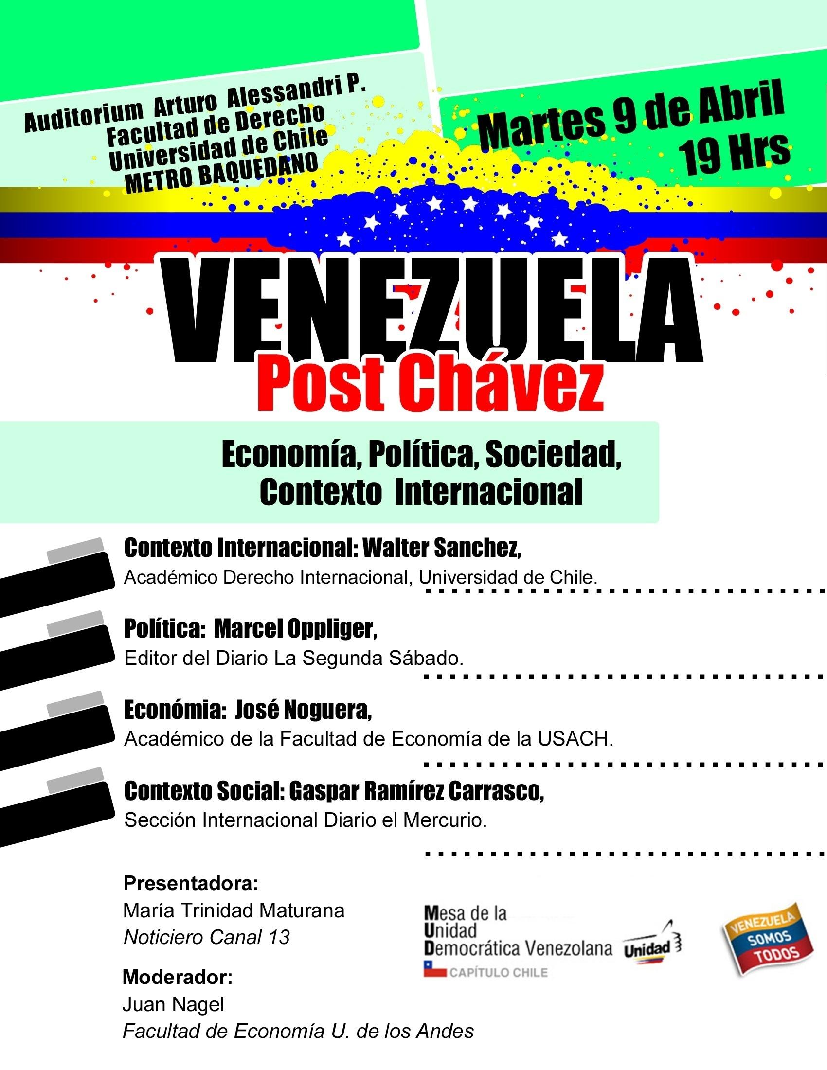 El falso pluralismo de la derecha venezolana