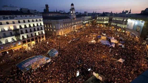El 15M prepara un mayo de protestas para celebrar su segundo aniversario