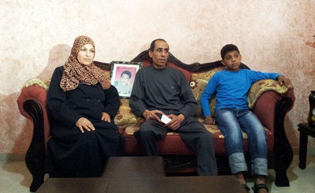 Historia del asesinato de un niño palestino