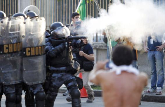 Brasil: el Mundial de Fútbol, esa catástrofe